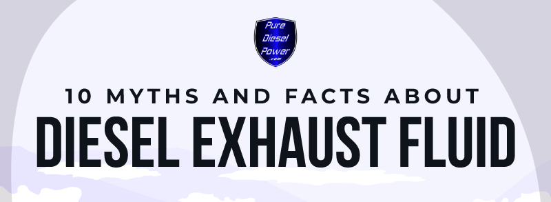 10 Myths and Facts About Diesel Exhaust Fluid